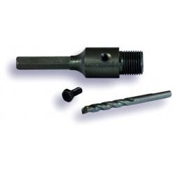 Adapter für Beton - Bohrkronen HEX